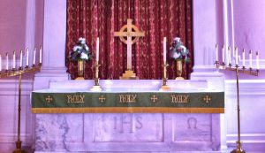 altar wide